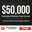 FX Arena – The Biggest Trading Contests Each Month!