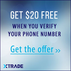 XTrade Broker – First Trade Risk Free, Deposit Bonus & More!