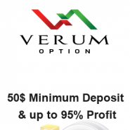 Verum Option Broker Review – Regulated by FMRRC