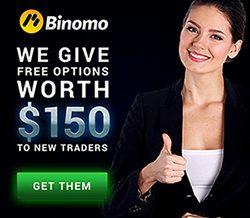 Binomo Broker – 10$ Small Minimum Deposit! Trade Without Risk With Free Trades!