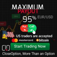 Binary options early close